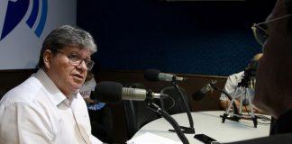 Governador João Azevêdo (Foto: Francisco França/Secom-PB)