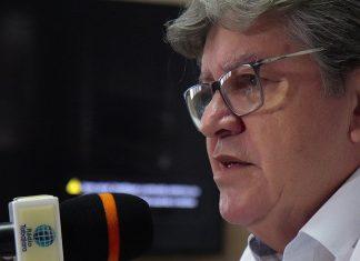 Anúncio foi feito pelo governador João Azevêdo (Foto: José Marques)