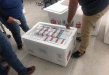 Novo lote de vacinas chega à Paraíba